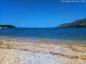 Meine Aussicht am Strand - Platariá – Greece
