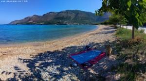 Unser Strandplatz - Platariá – Greece