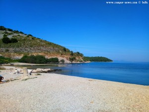 Die Möwen flüchten - Platariá – Greece