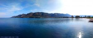 Man fühlt sich wie an einem See - Platariá – Greece