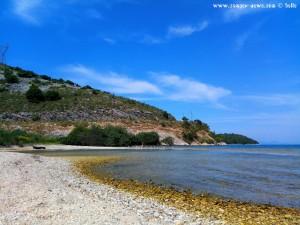 Meine Aussicht von meinem Strandplatz - Platariá – Greece