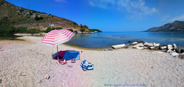 Mein Strandplatz - Platariá – Greece
