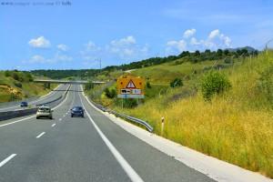 On the Road - Vorsicht Bären – Greece