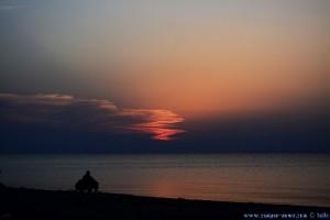 Z – wie Zorro - Sunset in Néoi Epivátes – Greece