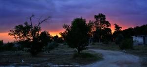 Sunset at Imeros Beach – Greece