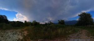 Gewitterstimmung am Lake Límni Ioaninon - Ioánnina – Greece