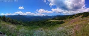 Fabelhafte Aussicht nahe Panagía - Greece 1005m