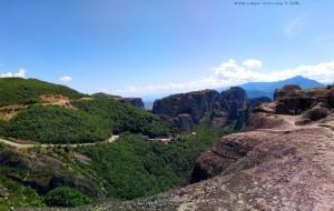 Meteôra – Greece – Panorama-Bild mit der Panorama-Automatik vom SmartPhone