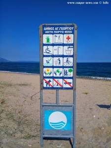 Portofino-Beach - EO Thessalonikis Kavalas - Riviera - Volvi 570 21 – Greece