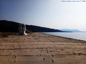 Portofino Beach – Greece um kurz nach 9 Uhr