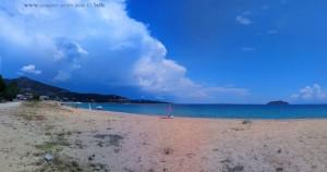 Mein Strandplatz wartet auf mich - Néa Iraklítsa – Greece