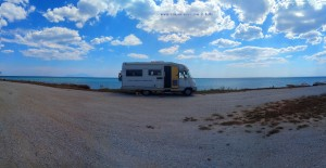 Parking at Krioneri Beach - Unnamed Road - Krioneri 694 00 – Greece