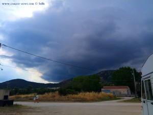Noch ein Gewitter - Néa Iraklítsa -Greece / 16:51