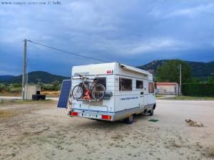 Da kommt gleich ein Gewitter - Néa Iraklítsa – Greece
