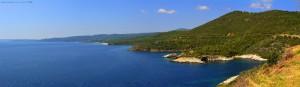 At the ViewPoint near Agii Theodori – Greece