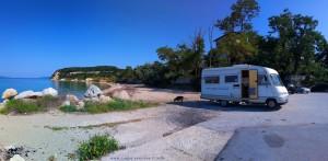 Parking in Limani Ierissou - Vasileos Konstantinou - Limani Ierissou - Ierissos 630 75 – Greece