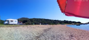 Parking at Toroni Beach - Unnamed Road - Toroni - Sithonia 630 72 – Greece