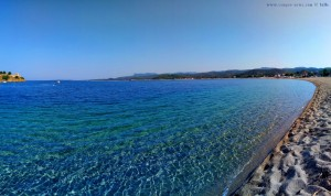 My View today - Toroni Beach – Greece