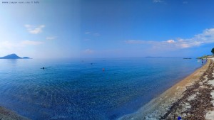 My View today - Tristínika Beach – Greece