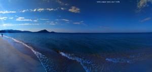 My View today - Tristínika Beach – Greece