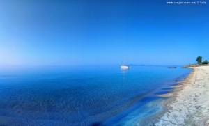 My View today - Tristínika Beach - Greece