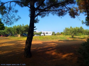 Parking near Metamorfosi - Unnamed Road - Poligiros 630 78 – Greece