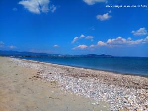 Zu voll dieser Strand - Papa Aloni – Greece