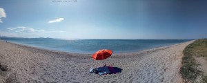 Mein Strandplatz - Papa Aloni – Greece - Selected Colors
