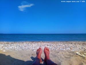 SO lässt es sich aushalten - Papa Aloni - Greece