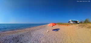 Mein Strandplatz - Papa Aloni – Greece