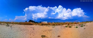 Interessanter Himmel - Agios Sotiras - Thermaikos Kolpos – Greece