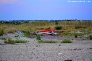 Verlassenes Boot bei Ákra Bára – Greece