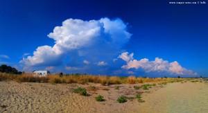 Die typische Wolke hier!
