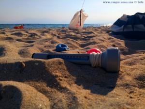 Meine Strand-Aussicht - Ikismos Lefkes – Greece