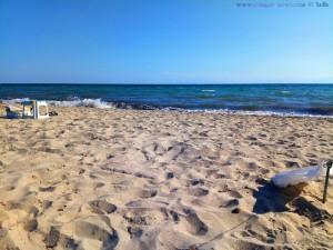 Meine Aussicht vom Strand - Ikismos Lefkes – Greece