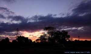 Sunrise in Ikismos Lefkes – Greece