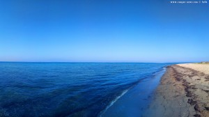 My View today - Ikismos Lefkes – Greece – Horizontal-Panorama-Bild