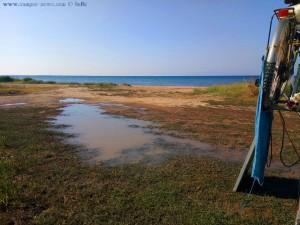 Wieder am See gebaut - Ikismos Lefkes – Greece