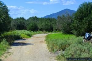 Mal wieder auf Feldwegen unterwegs – Greece