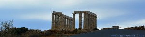 Temple Of Poseidon - Cape Sounio, Sounio 195 00 – Greece
