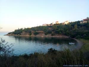 Andere Bucht auf der rechten Seite – Greece
