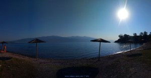 My View today - Amarilidos Beach – Greece