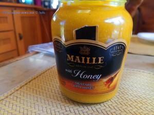 Senf mit Honig