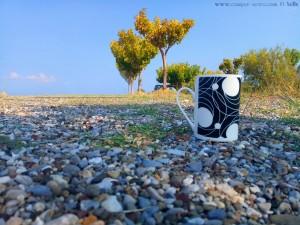 Kaffee am Strand - Akti – Greece