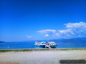 Kissing Ships at Kavos Beach – Greece
