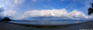 Wird es wieder heller? Kavos Beach – Greece