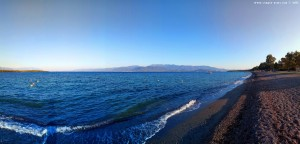 My View today - Kavos Beach – Greece