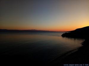 Abendrot am Mouse Beach - Akti Nireos - Greece