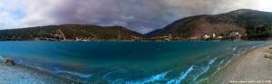 Kleine Badebucht in Mpoufalo - Laut Lotta Boufalo – Greece