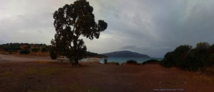 My View today - Charakas Beach – Greece